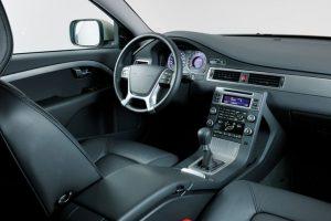composite intérieur voiture portière