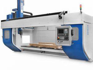 centre usinage numérique Techmill DPS Composites
