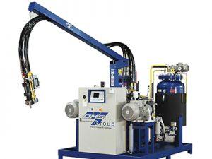 machines polyuréthanes coulée haute pression