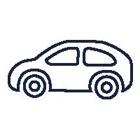 logo voiture polyuréthane DPS Composites