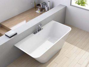 solid surface baignoire presse composite