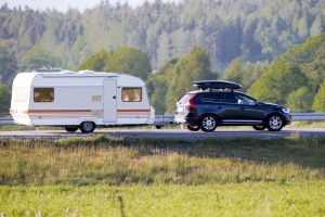 caravane voiture capotage thermoformage DPS Composites
