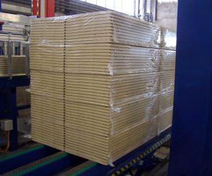 palette plaque mousse polyuréthane DPS Composites
