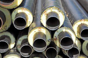 tube canalisation mousse polyuréthanes DPS Composites